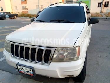 Foto venta carro usado Jeep Grand Cherokee 4x4 (2005) color Blanco precio u$s4.200