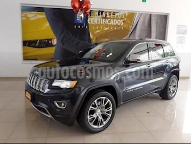 Foto venta Auto usado Jeep Grand Cherokee 5p Limited 4x2 V6/3.6 Aut Nav (2014) color Gris precio $378,900
