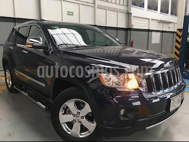 Foto venta Auto Seminuevo Jeep Grand Cherokee 5p Limited 4x2 V6/3.6 Aut (2013) color Azul precio $299,000