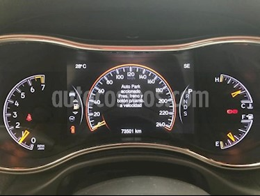 foto Jeep Grand Cherokee 5p Limited 4x2 V6/3.6 Aut usado (2014) color Blanco precio $350,000