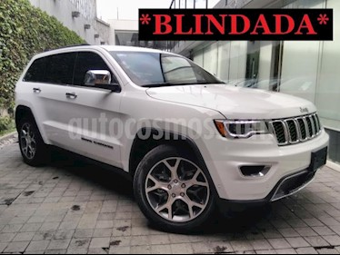 Foto venta Auto usado Jeep Grand Cherokee 5p Limited Blindada 4x4 V8/5.7 Aut (2019) color Amarillo precio $1,720,000