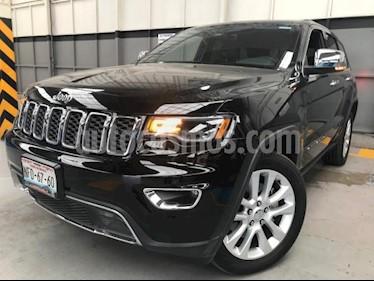 Foto Jeep Grand Cherokee 5p Limited Lujo 4x4 V8/5.7 Aut usado (2017) color Negro precio $619,000