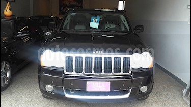 Jeep Grand Cherokee Limited 3.0 TD V6 usado (2009) color Negro precio $840.000