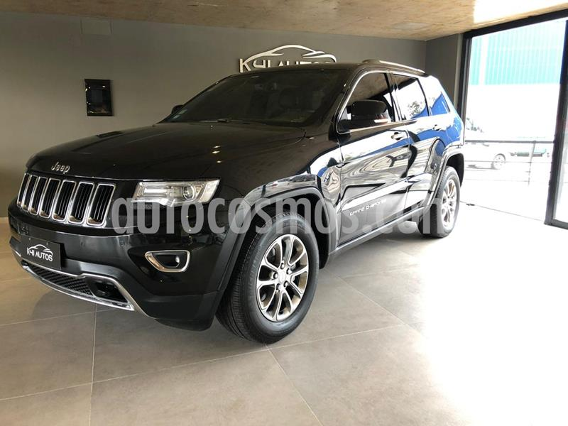 Jeep Grand Cherokee Limited 3.6 Plus usado (2014) color Negro precio u$s32.000