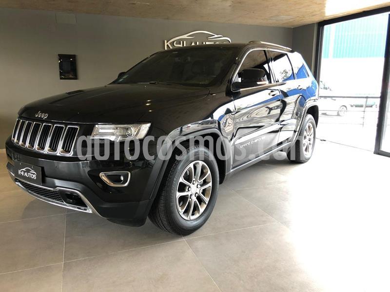 Jeep Grand Cherokee Limited 3.6 Plus usado (2014) color Negro precio u$s32.000