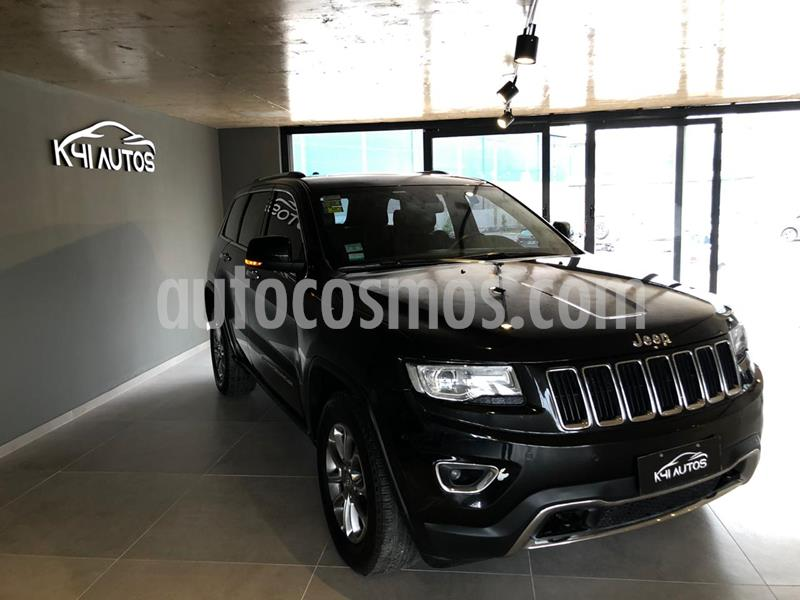Jeep Grand Cherokee Limited 3.6 Plus usado (2014) color Negro precio $5.280.000