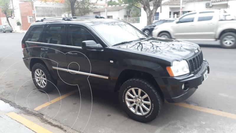 Jeep Grand Cherokee Overland 5.7 V8 Aut usado (2007) color Negro precio u$s11.800