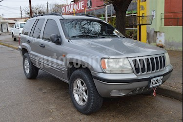Jeep Grand Cherokee Limited 4.7 V8 usado (2001) color Gris precio $480.000