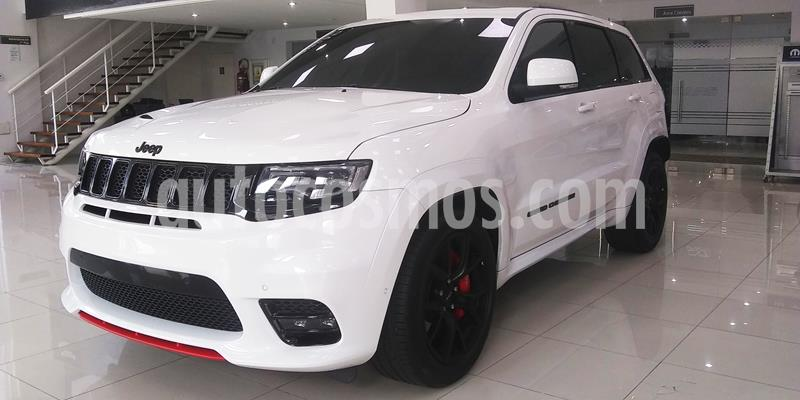 Jeep Grand Cherokee SRT-8 usado (2018) color Blanco precio u$s85.000