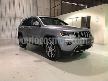 Jeep Grand Cherokee Blindada 5.7L 4x4 usado (2019) color Plata Martillado precio $1,611,300