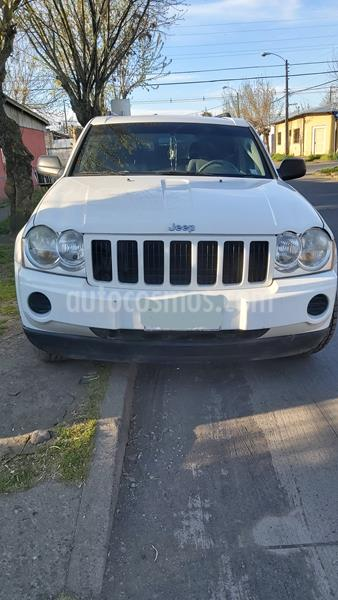 Jeep Grand Cherokee 3.0L Limited TD 4x4 Aut usado (2006) color Blanco precio $6.500.000
