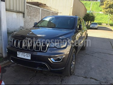 Jeep Grand Cherokee 3.6L Limited X 4x4 Aut usado (2017) color Gris precio $23.000.000