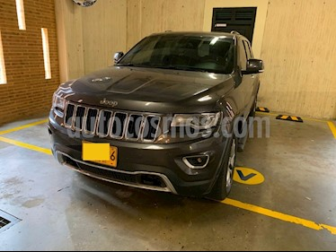 Jeep Grand Cherokee Limited Auto. 4x4 usado (2014) color Gris precio $40.600.000