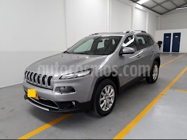 Jeep Grand Cherokee Limited Auto. 4x4 usado (2015) color Gris precio $40.100.000