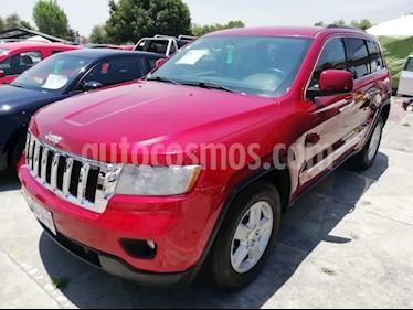 Foto Jeep Grand Cherokee Laredo 3.6L 4x2 usado (2011) color Rojo precio $198,000