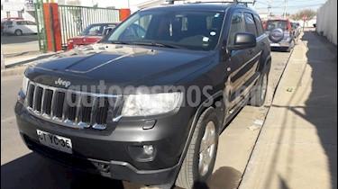 Jeep Grand Cherokee Laredo 3.6L 4x4 usado (2011) color Negro precio $9.500.000