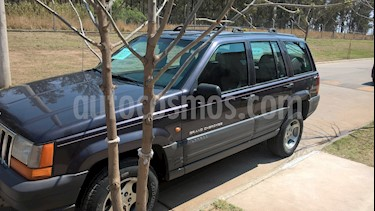 Foto venta Auto usado Jeep Grand Cherokee Laredo 4.0 Aut (1997) color Azul precio $240.000