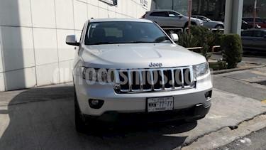 Foto venta Auto Seminuevo Jeep Grand Cherokee Laredo 4x2 3.6L V6 Lujo (2013) color Plata precio $279,000