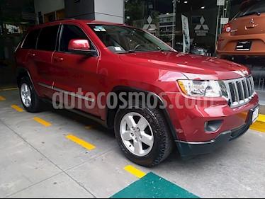 Foto venta Auto usado Jeep Grand Cherokee Laredo 4x2 3.6L V6 Lujo  (2013) color Rojo Cerezo precio $239,000