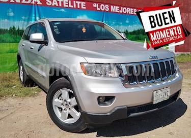Foto venta Auto Seminuevo Jeep Grand Cherokee Laredo 4x2 3.6L V6 Lujo (2011) color Plata precio $239,000