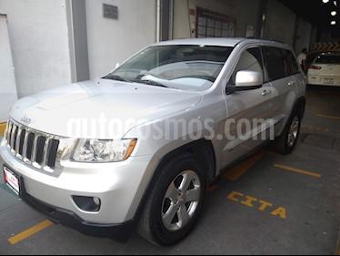 Foto venta Auto usado Jeep Grand Cherokee Laredo 4x2 3.6L V6  (2013) color Plata precio $259,000