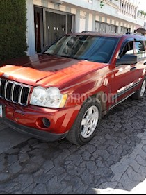 Foto venta Auto usado Jeep Grand Cherokee Laredo 4x2 3.6L V6 (2005) color Rojo precio $87,000