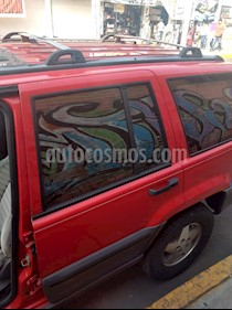 Foto venta Auto usado Jeep Grand Cherokee Laredo 4x2 3.6L V6 (1994) color Rojo Infierno precio $35,000