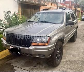 Foto venta Auto usado Jeep Grand Cherokee Laredo 4x2 3.6L V6 (1999) color Gris precio $65,000