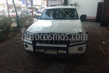 Foto venta Auto usado Jeep Grand Cherokee Laredo 4X2 3.7L V6 65° Aniversario (2007) color Blanco precio $119,000