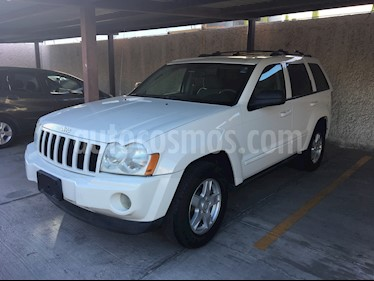 Foto venta Auto usado Jeep Grand Cherokee Laredo 4X2 3.7L V6 (2007) color Blanco precio $110,000