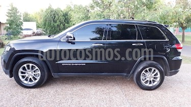 Jeep Grand Cherokee Limited 3.6 Plus usado (2014) color Negro precio $2.200.000