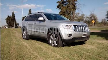 Foto venta Auto usado Jeep Grand Cherokee Limited 3.6 (2013) color Gris Claro precio $1.000.000