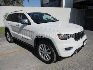 Foto venta Auto usado Jeep Grand Cherokee Limited 3.6L 4x2 (2017) color Blanco precio $559,000