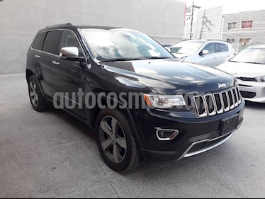 Foto Jeep Grand Cherokee Limited 3.6L 4x2 usado (2014) color Negro precio $340,000