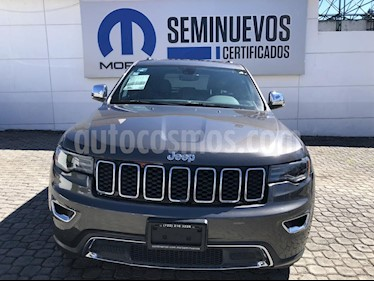 Foto venta Auto Seminuevo Jeep Grand Cherokee Limited 3.6L 4x2 (2017) color Gris precio $610,000