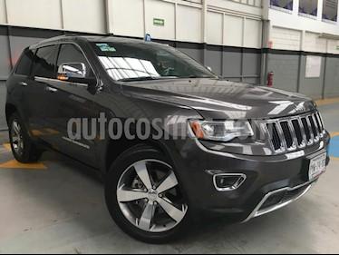 Foto venta Auto Seminuevo Jeep Grand Cherokee Limited 3.6L 4x2 (2014) color Gris precio $430,000