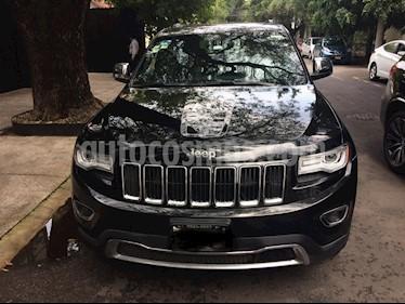 Foto Jeep Grand Cherokee Limited 3.6L 4x2 usado (2015) color Negro precio $400,000