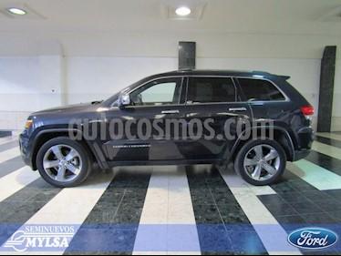 Foto venta Auto Seminuevo Jeep Grand Cherokee Limited 3.6L 4x2 (2014) color Gris precio $355,000