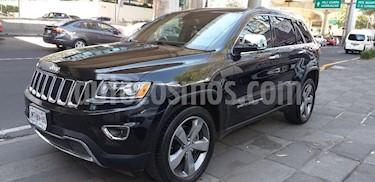 Foto venta Auto Seminuevo Jeep Grand Cherokee Limited 3.6L 4x2 (2014) color Negro precio $325,000