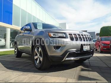 Foto venta Auto usado Jeep Grand Cherokee Limited 3.6L 4x2 (2015) color Gris precio $415,000