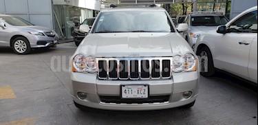 Foto venta Auto usado Jeep Grand Cherokee Limited 3.6L 4x2 (2010) color Gris precio $204,000