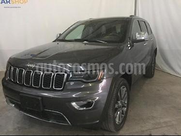 Foto venta Auto usado Jeep Grand Cherokee Limited 3.6L 4x2 (2018) color Gris precio $534,900