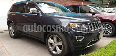 Foto venta Auto usado Jeep Grand Cherokee Limited 3.6L 4x2 (2014) color Azul precio $375,000