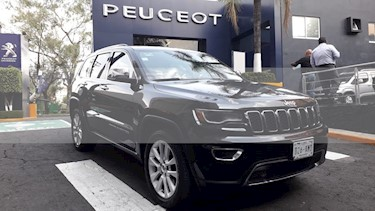 Foto venta Auto usado Jeep Grand Cherokee Limited 3.6L 4x2 (2017) color Negro precio $559,900