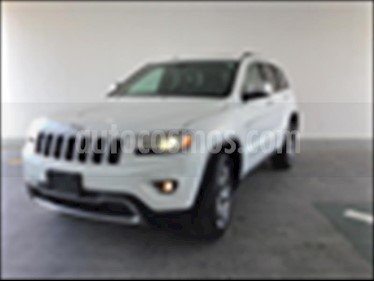 Jeep Grand Cherokee Limited 3.6L 4x2 usado (2016) color Blanco precio $500,000