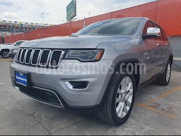 Foto venta Auto usado Jeep Grand Cherokee Limited 3.6L 4x2 (2017) color Gris precio $499,000