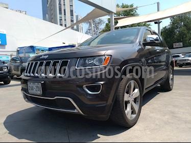 Foto venta Auto usado Jeep Grand Cherokee Limited 3.6L 4x2 (2014) color Granito precio $365,000