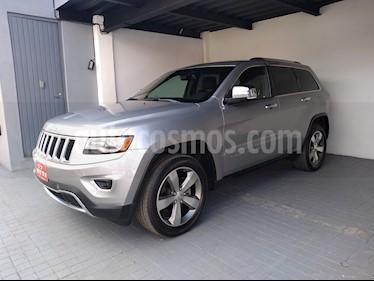 Foto venta Auto usado Jeep Grand Cherokee Limited 3.6L 4x2 (2014) color Plata Abedul precio $399,000
