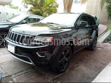 Foto venta Auto Seminuevo Jeep Grand Cherokee Limited 3.6L 4x2 (2014) color Negro precio $389,000