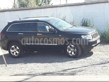 Jeep Grand Cherokee Limited 4.7L Aut  usado (2011) color Negro precio $11.500.000